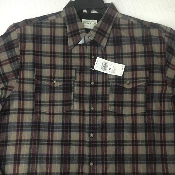Pendleton Other - Pendleton Wool Shirt